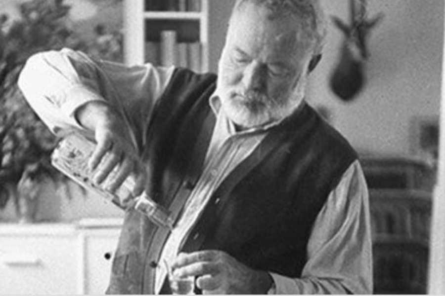 Ernest Miller Hemingway_